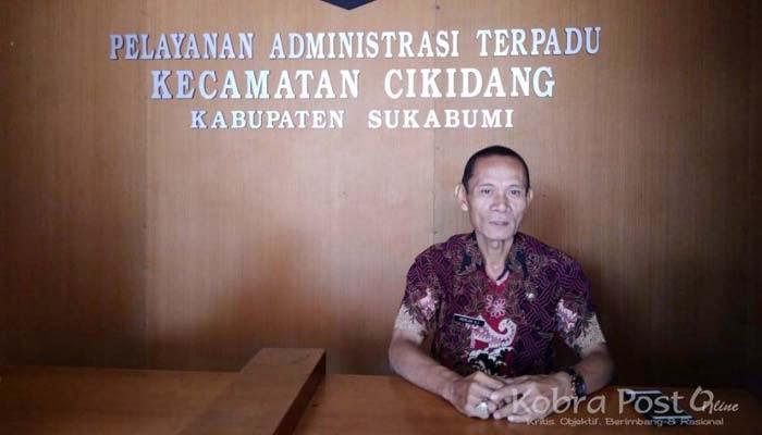 Herlan Subur Junaedi Kasi Pemberdayaan Masyarakat Kecamatan Cikidang Sukabumi
