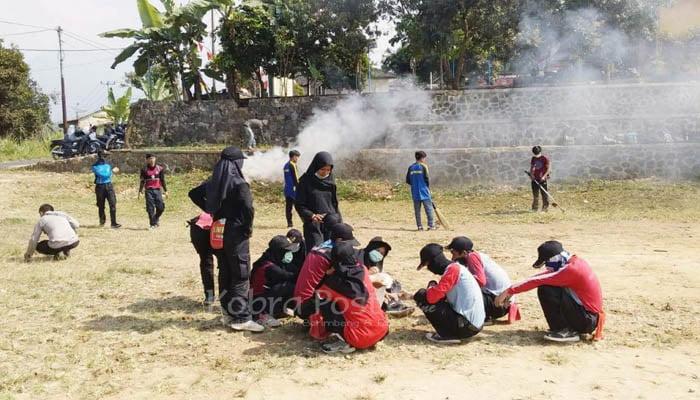 Sambut HUT RI Ke-74, 8 Desa di Kecamatan Cidahu Gelar Kerja Bakti