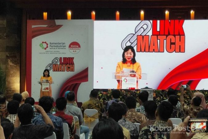 Melalui Link And Match 2019, Kemenperin Jodohkan IKM Dengan Industri Besar