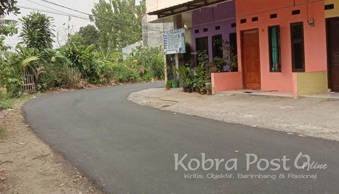 Banyak Proyek Pengaspalan Jalan di Kota Bogor Tidak Transparan