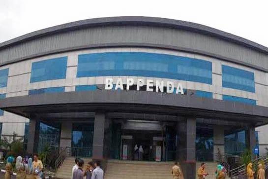 Gedung Bappenda Kabupaten Bogor