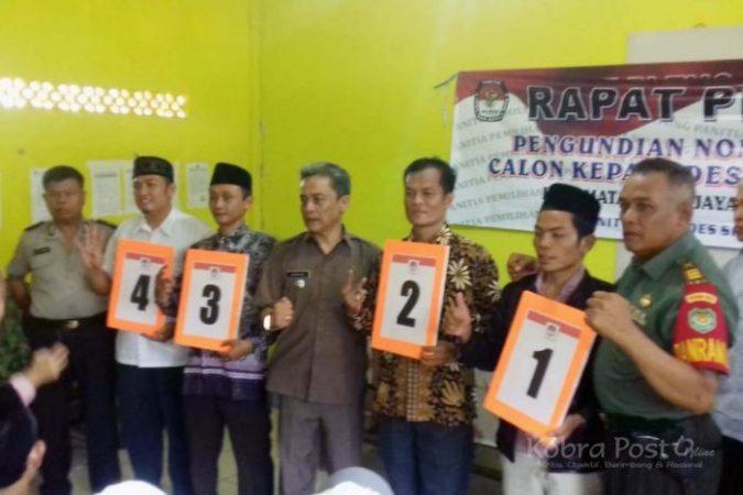 Camat Sukajaya Tegaskan Calon Kades Tidak Lakukan Pungutan Untuk Kampanye