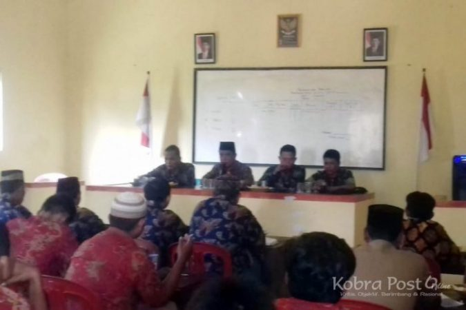 Desa Suka Asih Kabupaten Bekasi Laksanakan Minggon