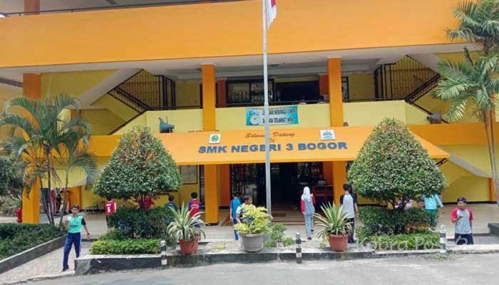 Gedung SMK Negeri 3 Kota Bogor