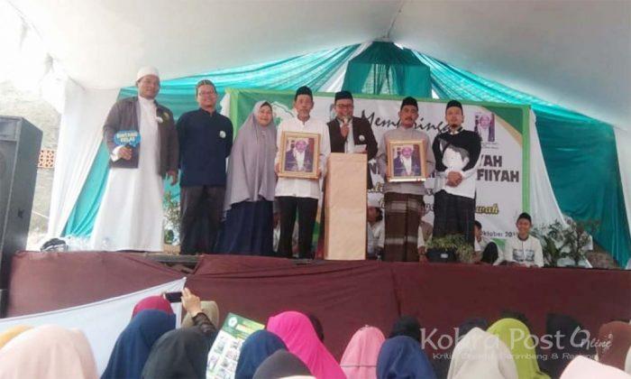 Haul Pendiri Yayasan dan Reuni Alumni Arrafiiyah Ciomas