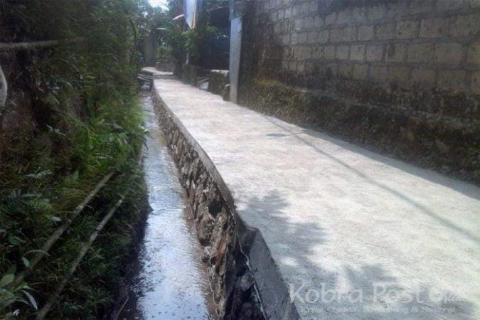 Kades Sukadamai Tingkatkan Infrastruktur Jalan Desa