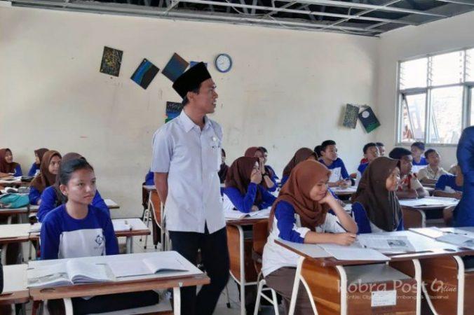 Komisi IV DPRD Kabupaten Bogor Lakukan Sidak ke SMPN 1 Ciampea