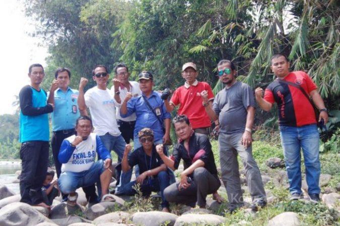 Wartawan Bogor Barat Bentuk Pokja Wartawan Bobar