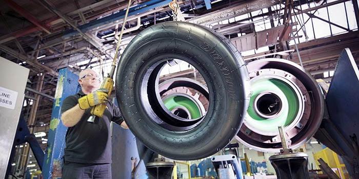 Dunlop Aircraft Tyres