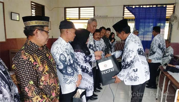 Ketua PGRI Nanggung Harap Pemerintah Perhatikan Nasib Guru Honor