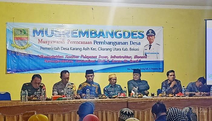 Kades Karang Asih