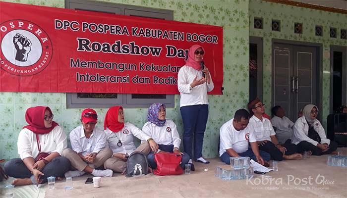 DPC Pospera Kabupaten Bogor