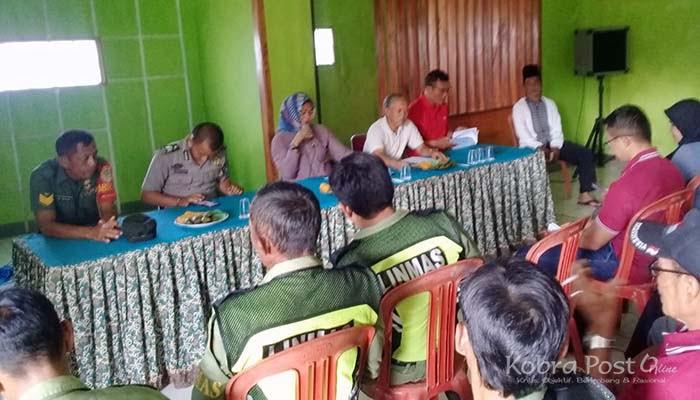 Desa Sukamakmur Bagikan Dana Insentif