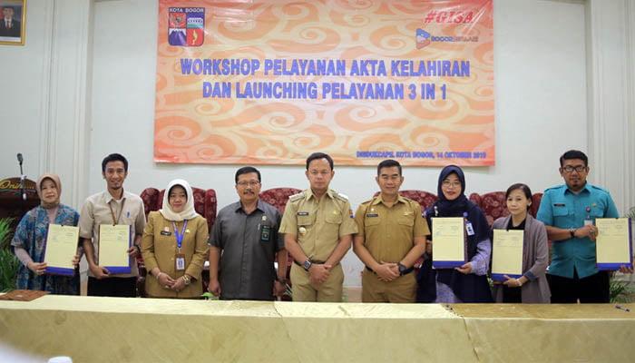 Disdukcapil Kota Bogor