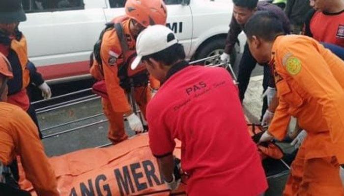Hanyut di Loji Santri Al Falakiyah ditemukan di Tangerang