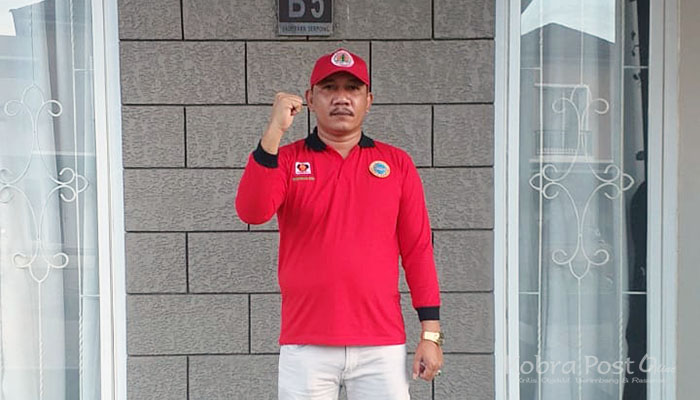 Ketua Umum Lembaga Kamijo, Gumilar Abdul Latif
