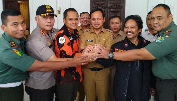 PP dan BPPKB Banten Berdamai