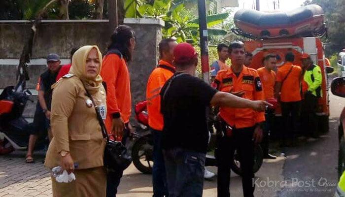 Camat Bogor Barat Rr. Estiningsih