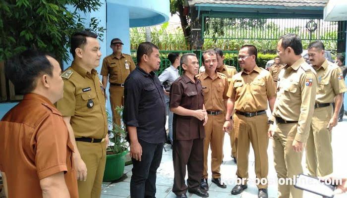 Walikota Bogor Kunjungi SMK PGRI 2 Bogor