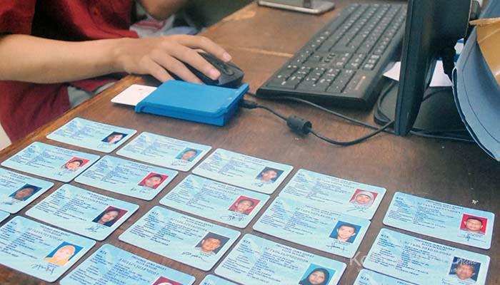 Disdukcapil Kota Bogor Geber Cetak 52.120 E-KTP