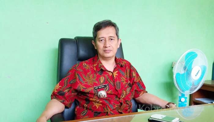 Ery Erstanto Camat Cidahu, Sukabumi