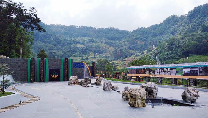 Geopark Nasional Pongkor