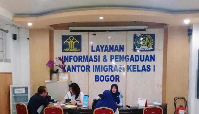 Kantor Imigrasi Kelas I Bogor