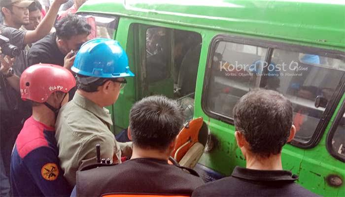 635 Unit Angkot di Kota Bogor Akan di Reduksi Konversi Tahun Ini