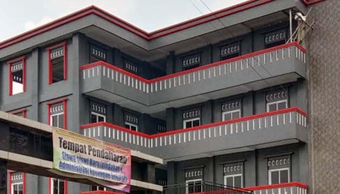 Gedung SMK Citra Pariwisata