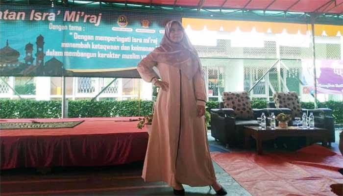 Isra Miraj SMAN 6 Kota Bogor
