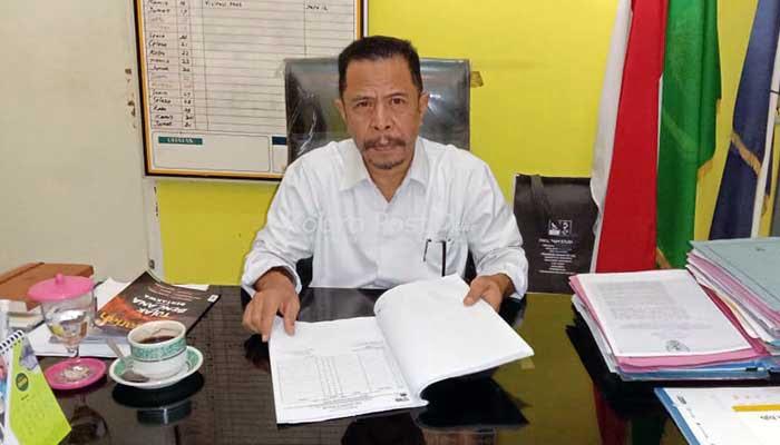 Kepala SMP Negeri 12 Kota Bogor