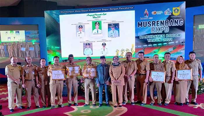 Pemkab Bogor Tetapkan 9 Program Prioritas tahun 2021