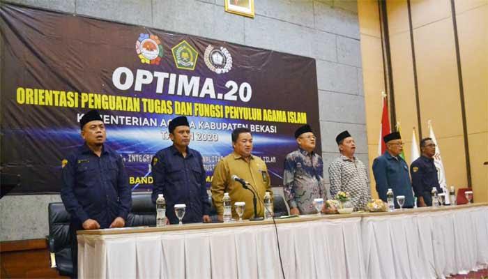 OPTIMA Kemenag Kabupaten Bekasi