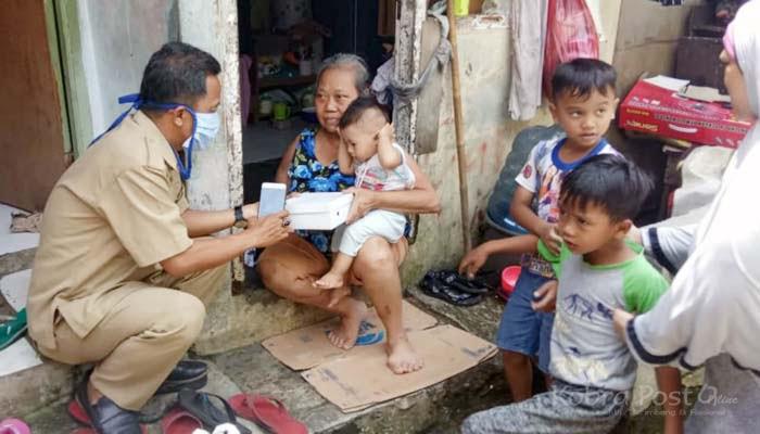 Kelurahan Babakan Bogor Tengah Gulirkan Gasiko