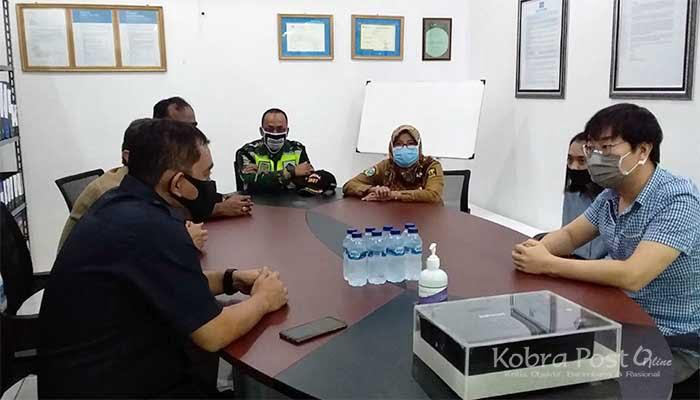 Kunker DPRD Kabupaten Sukabumi