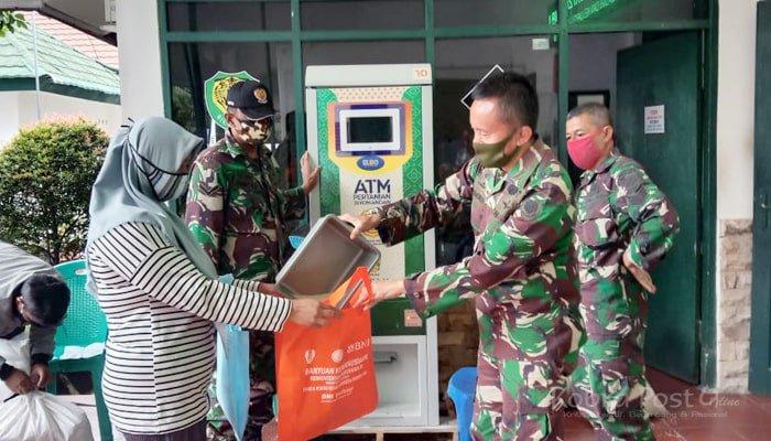ATM Beras Kodim 0606 Kota Bogor