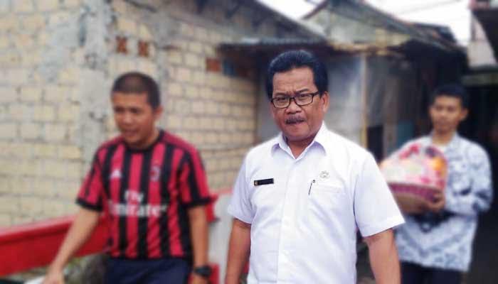 Fahrudin Kadisdik Kota Bogor