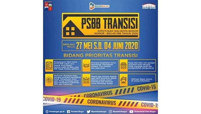 PSBB Transisi