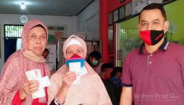 Penerima Bansos Pemkot Bogor