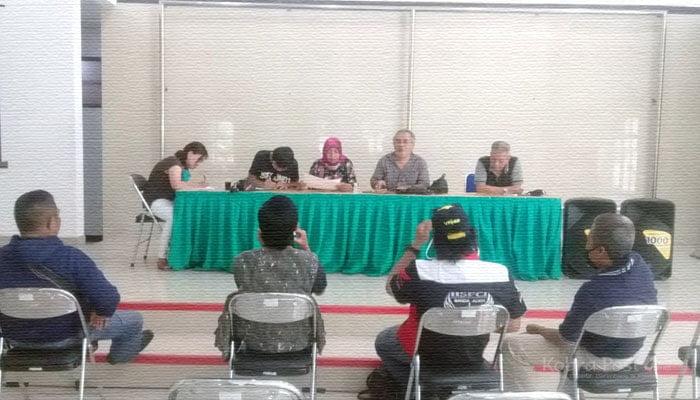 Rapat Internal KKW Kota Bogor