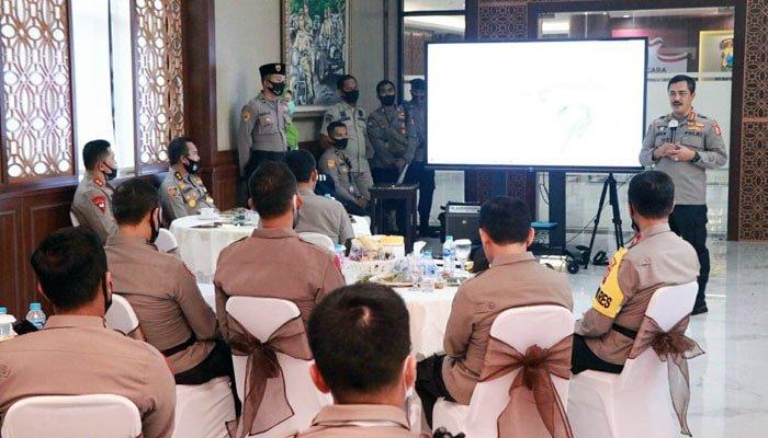 Supervisi dan Asistensi Operasi Aman Nusa II