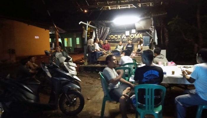 Warga Desa Cemplang Cibungbulang Tolak Perpanjangan Izin BTS