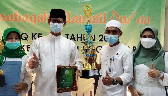 juara umum MTQ
